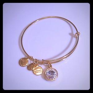 Alex and Ani gemstone 💎 bracelet